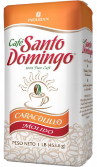 Кофе молотый Santo Domingo Caracolillo