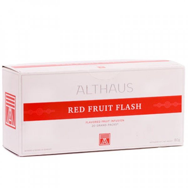 Чай в пакетиках для чайника Althaus Red Fruit Flash