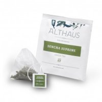 Чай в пирамидках Althaus Sencha Supreme