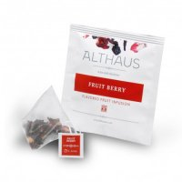 Чай в пирамидках Althaus Fruit Berry