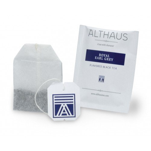 Чай в пакетиках Althaus Royal Earl Grey