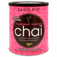 Пряный чай-латте David Rio Flamingo Vanilla Decaf Sugar-Free Chai - Пряный чай-латте David Rio Flamingo Vanilla Decaf Sugar-Free Chai