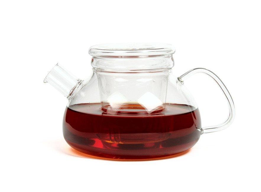 Стеклянный чайник Киото Slon