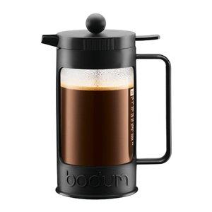 Френч-пресс Bodum Bean (черный, 1 л)