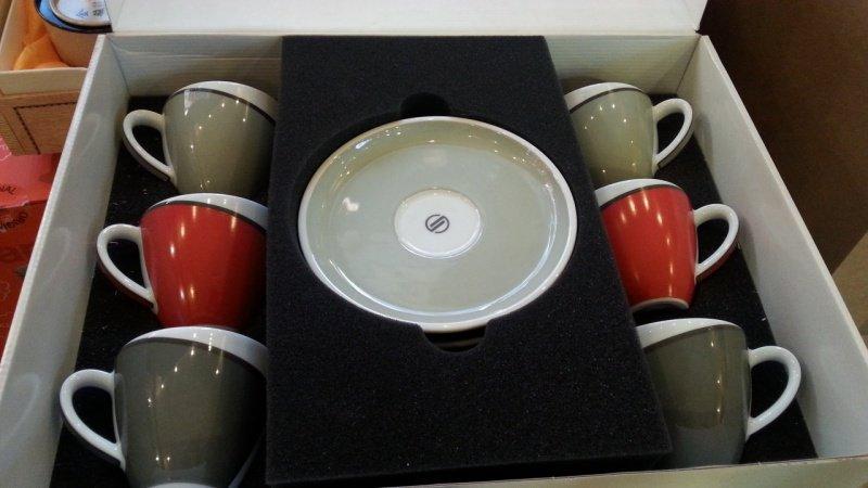 Набор чашек Saeco Primea для капучино