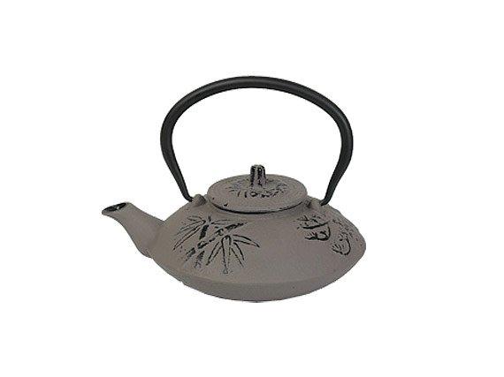 Чайник чугунный с ситом Бамбук РЧК