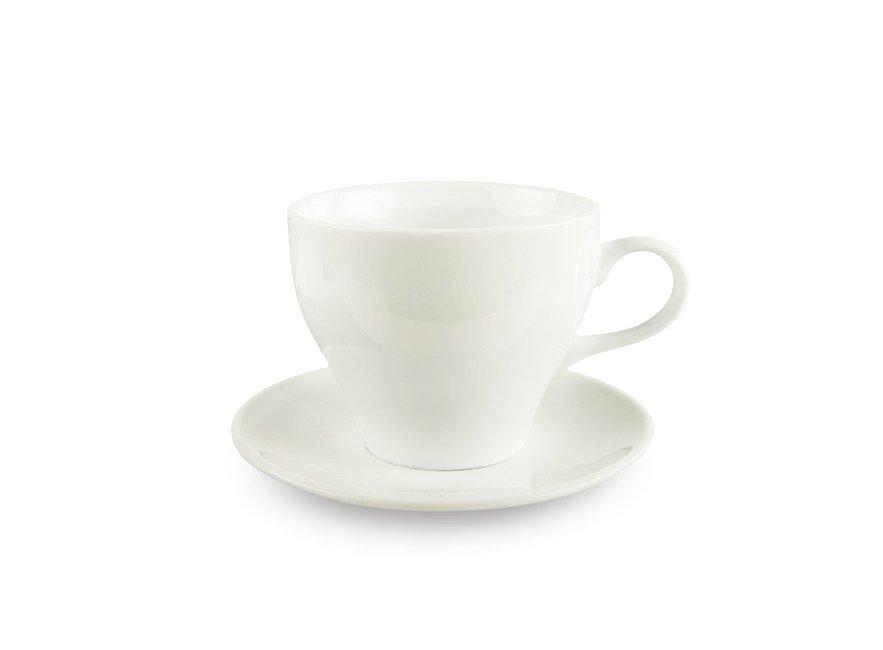 Чашка с блюдцем Капучино Slon