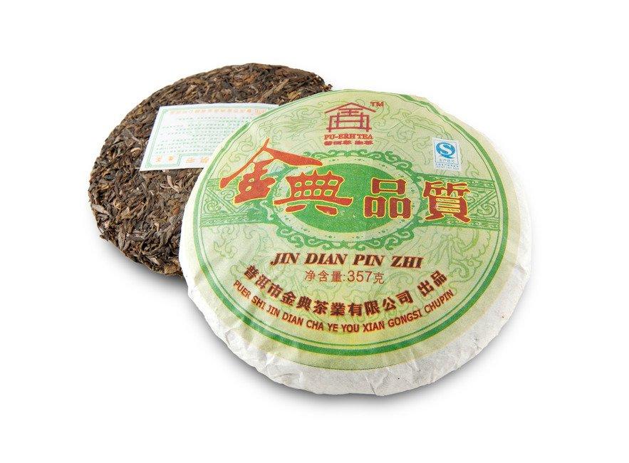 Чай Шен Пуэр Цзин Диень