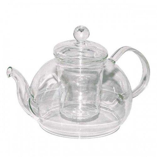 Стеклянный чайник c фильтр-колбой Ирбис РЧК (0.6 л)