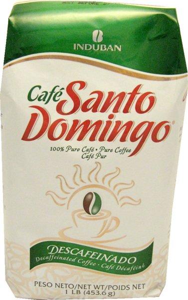 ���� ������� ��� ������� Santo Domingo Descafeinado