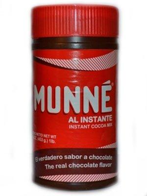Какао Munne Al instante с сахаром в банке (453,6 г)