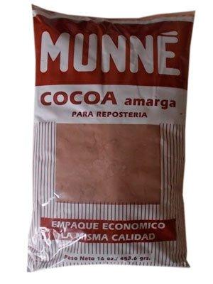 Какао Munne Cocoa Amarga в пакете