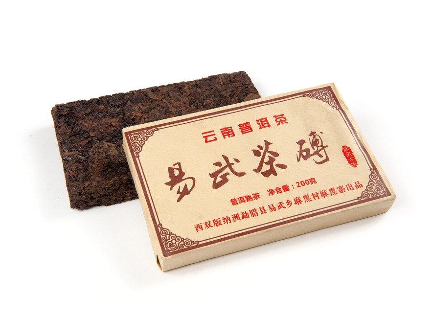 Чай Шу Пуэр Старые Чайные Головы