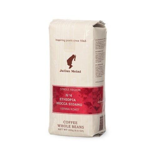 Кофе в зернах Julius Meinl №4 Ethiopia Mocca Sidamo