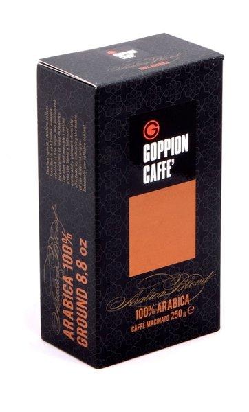 Кофе молотый Goppion Arabica Blend