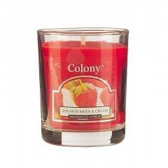 Свеча ароматическая лампадная Сочная клубника Wax Lyrical