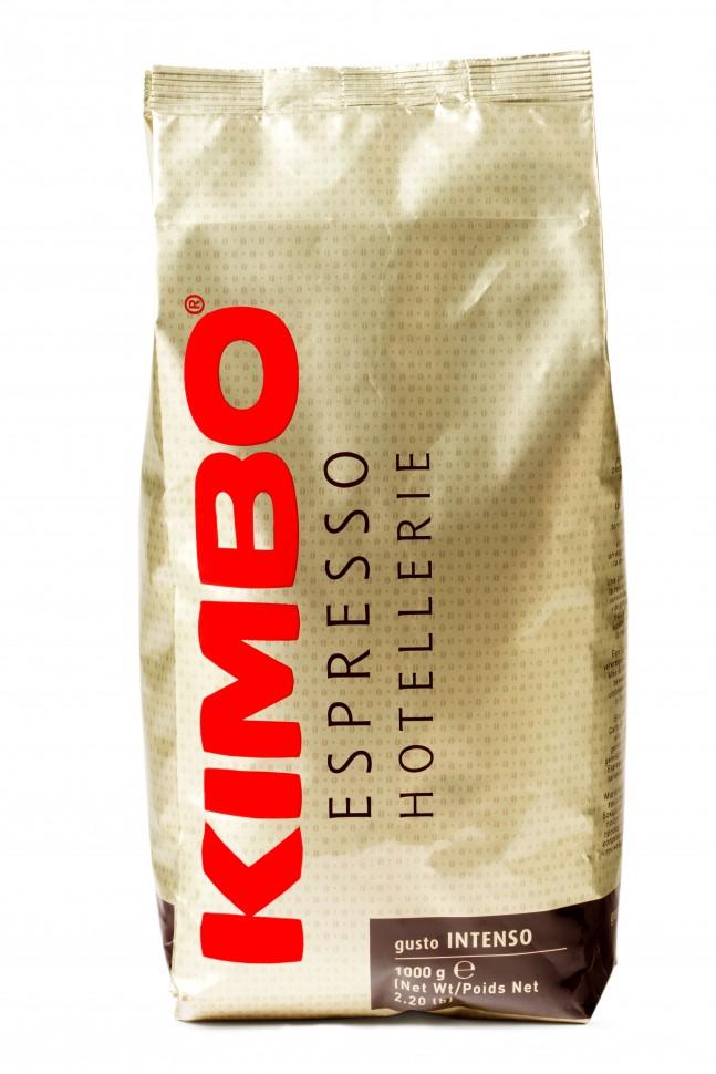 Кофе в зернах Kimbo Hotellerie Intenso
