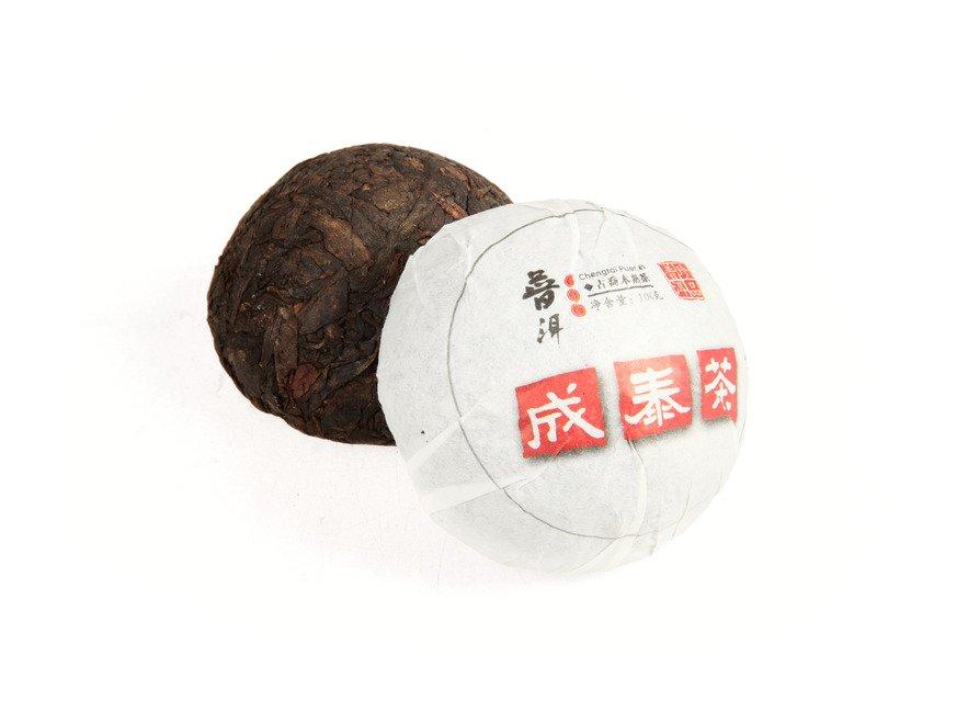 Чай Шу Пуэр Чен Тай Старое Дерево