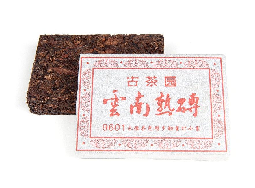 Чай Шу Пуэр Юньнань Шу Чжуань №9601
