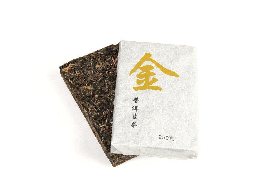 Чай Шен Пуэр Золото