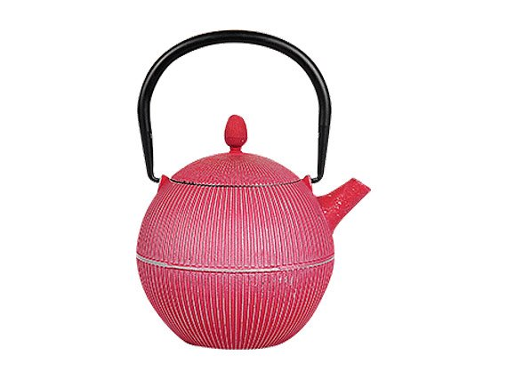 Чайник чугунный с ситом Лоян РЧК