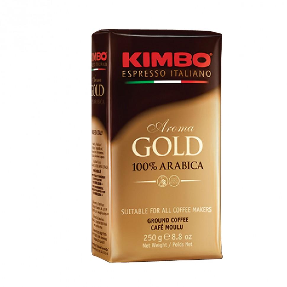 Кофе молотый Kimbo Gold