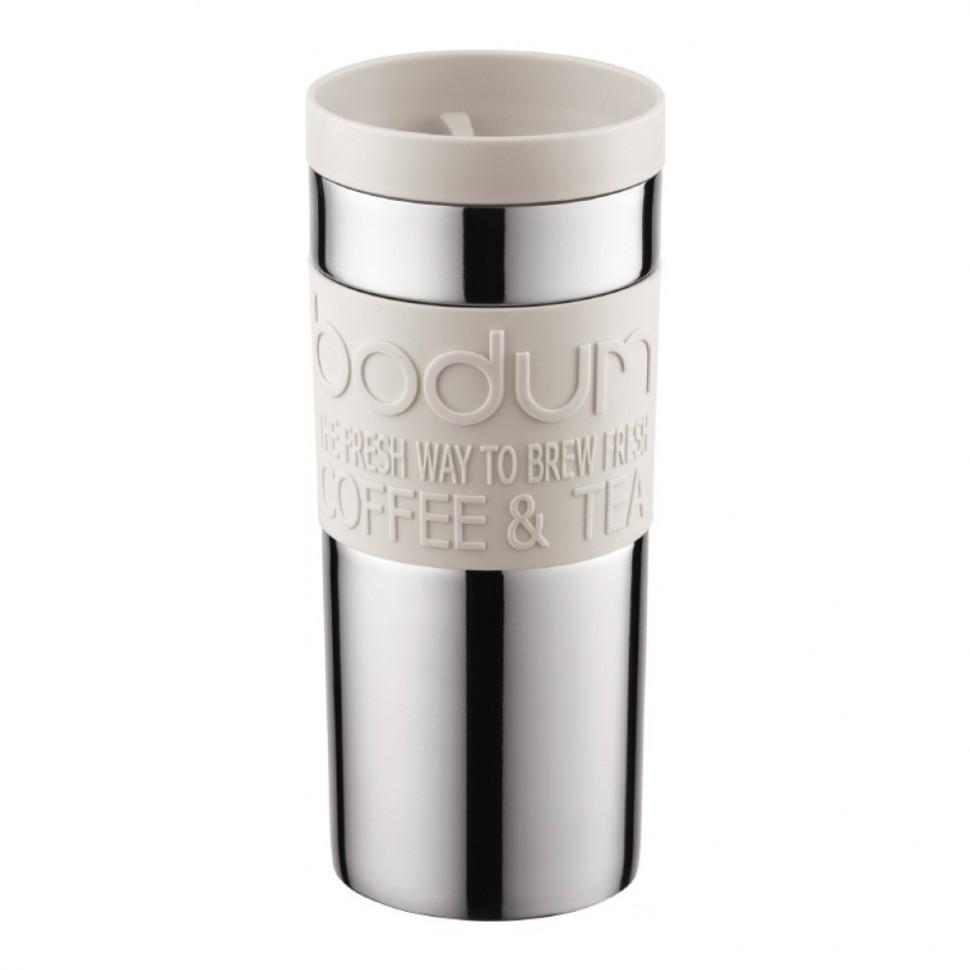 Термокружка Bodum Travel (белый)