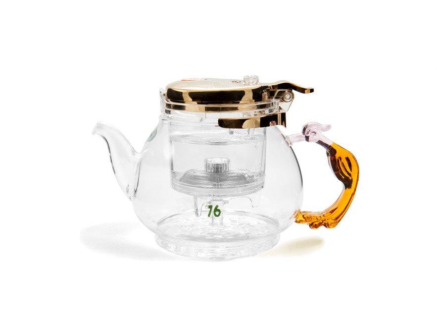 Заварочный чайник гунфу с носиком Brand 76 Premium (390 мл)