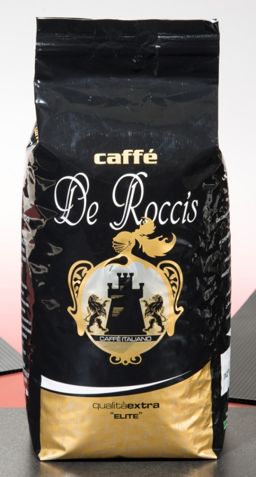 Кофе в зернах Caffe De Roccis Extra (500 г)