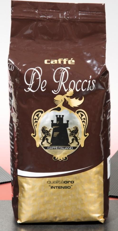 Кофе в зернах Caffe De Roccis Oro (1000 г)