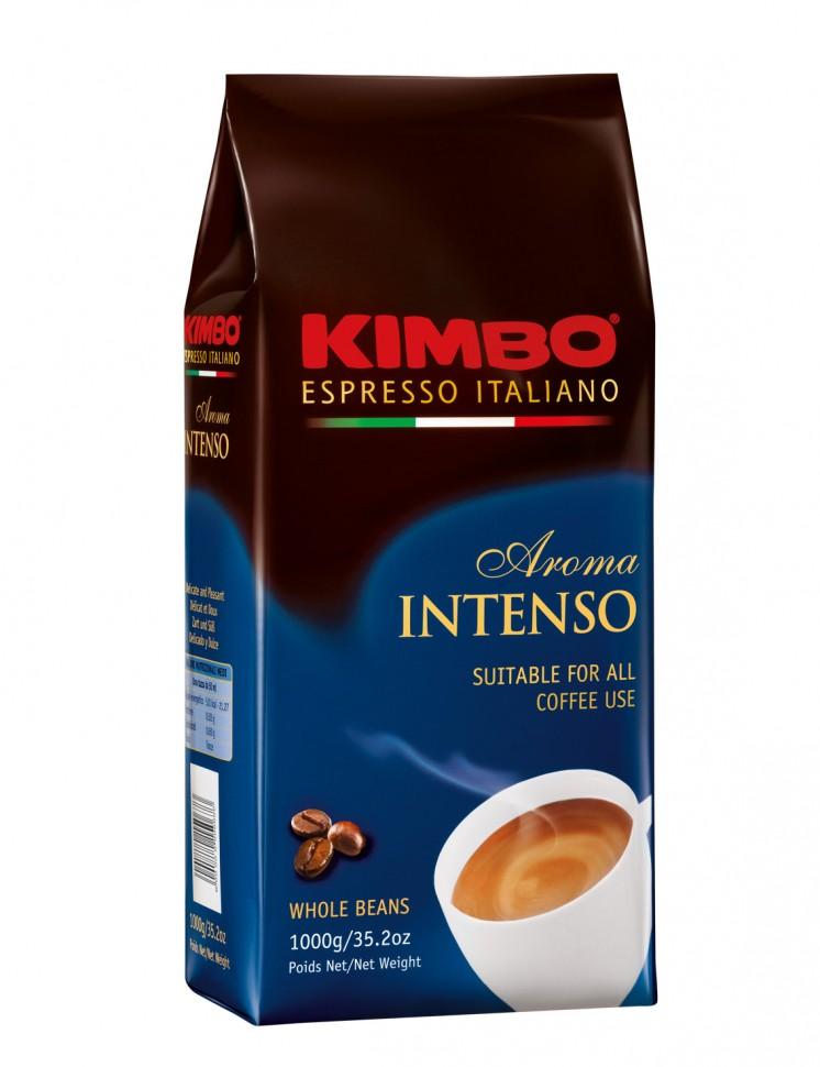 Кофе в зернах Kimbo Aroma Intenso (250 г)