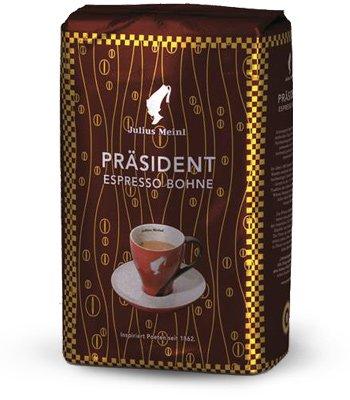 Кофе в зернах Julius Meinl Президент Грандэ Эспрессо
