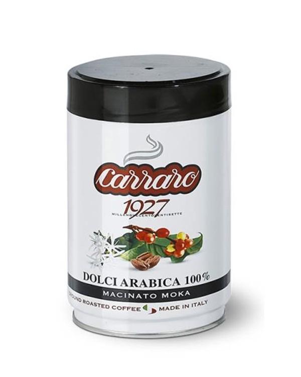 Кофе молотый Carraro Dolci