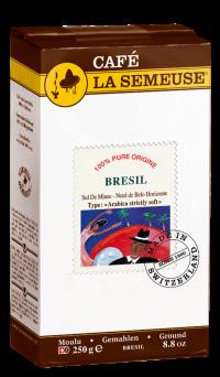 Кофе молотый La Semeuse Bresil