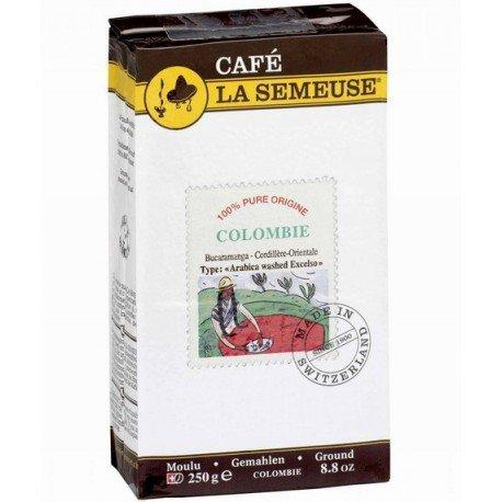 Кофе молотый La Semeuse Colombie