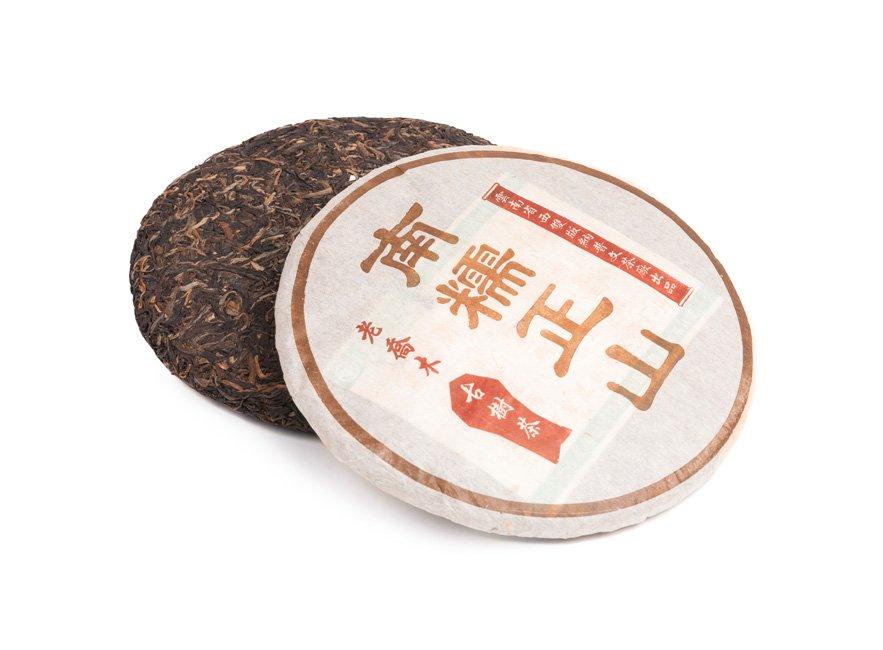 Коллекционный Чай Шен Пуэр Нань Ло Чжен Шань