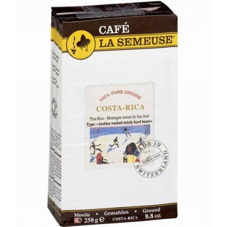 Кофе молотый La Semeuse Costa Rica