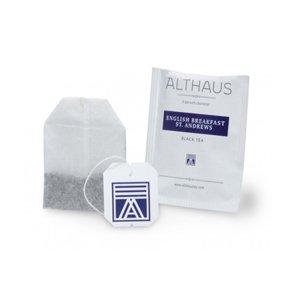 Чай в пакетиках Althaus English Breakfast St. Andrews