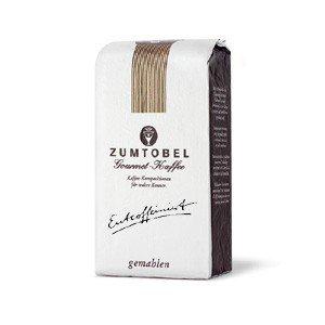 Кофе в зернах Julius Meinl Цумтобель Без кофеина