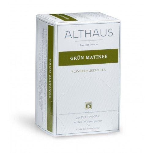 чай althaus в пакетиках купить в
