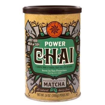 Пряный чай-латте David Rio Power Chai (398 г)