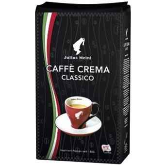 Кофе в зернах Julius Meinl Крема Классико