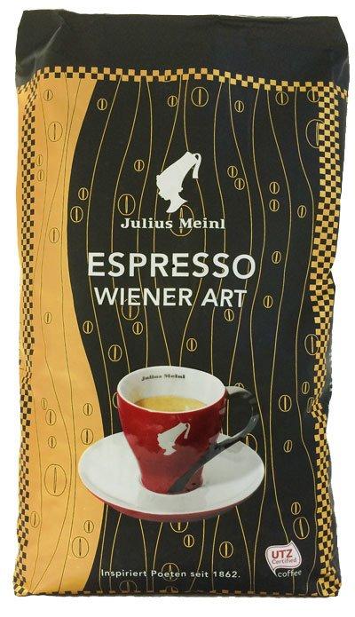 ���� � ������ Julius Meinl Espresso Wiener Art