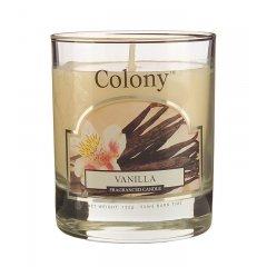 Свеча ароматическая в стеклянном стакане Ваниль Wax Lyrical
