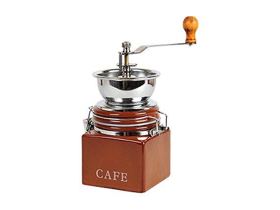 Ручная кофемолка РЧК Санта-Катарина (коричневый)