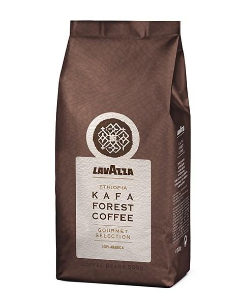 Кофе в зернах Lavazza Kafa Forest Coffee